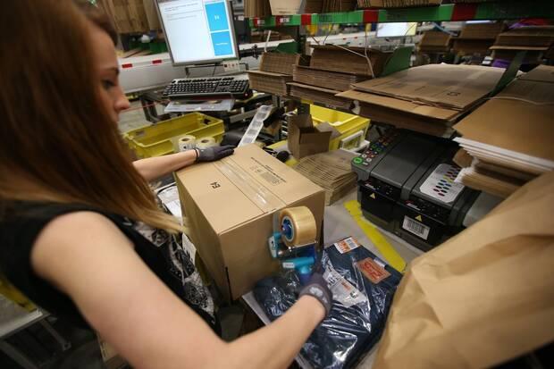 Amazon 'gamifica' sus almacenes para entretener y motivar a los empleados Imagen 3