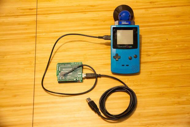 Así se ven las fotos de Game Boy Camera con un objetivo de 2500 euros Imagen 2