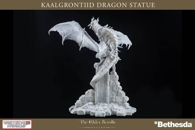 Así es la nueva y espectacular figura de The Elder Scrolls Online: Elsweyr Imagen 3