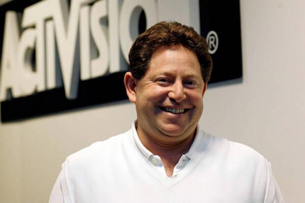 Robert Kotick Activision Blizzard