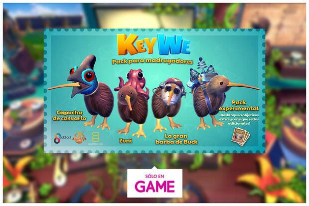 GAME exclusive KeyWe DLC.