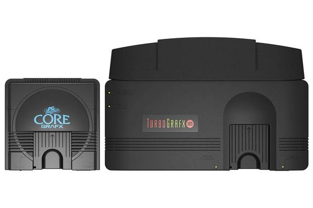 La TurboGrafx Mini se lanzará el 19 de marzo de 2020 con 50 juegos Imagen 2