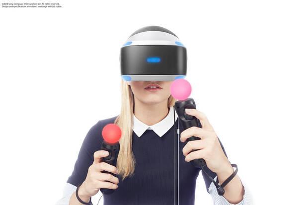 PlayStation VR: Nuevas patentes de Sony sugieren un headset inalámbrico y más potente Imagen 2