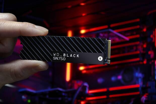 Western Digital presenta los discos duros  NVMe WD SN750, el siguiente paso al SSD Imagen 2