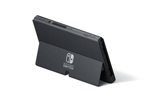 Nuevo soporte Switch OLED