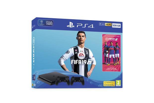 Sony anuncia nuevos packs de FIFA 19 más PlayStation 4 en sus dos modelos Imagen 3