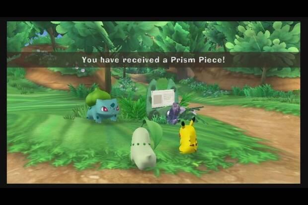 Verano de Pokémon: PokéPark Wii: La Gran Aventura de Pikachu Imagen 3