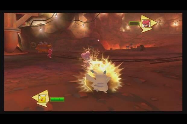 Verano de Pokémon: PokéPark Wii: La Gran Aventura de Pikachu Imagen 4