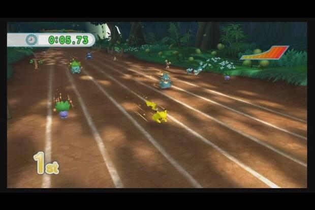 Verano de Pokémon: PokéPark Wii: La Gran Aventura de Pikachu Imagen 5