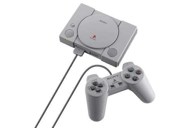 Sony anuncia PlayStation Classic, una consola mini que incluye 20 juegos Imagen 5
