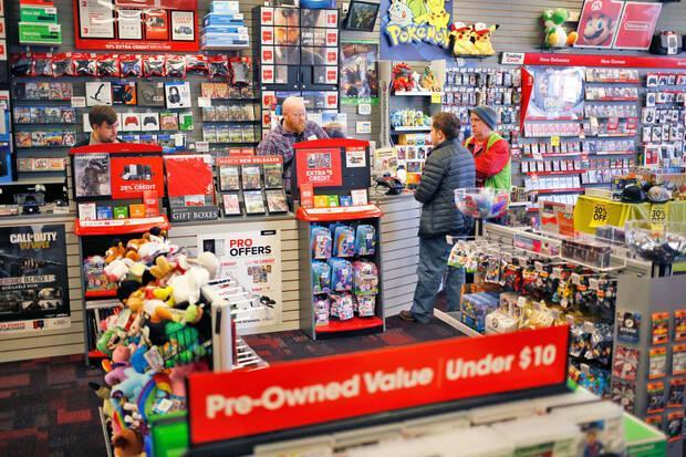 GameStop cerrará entre 180-200 establecimientos para finales de año Imagen 2