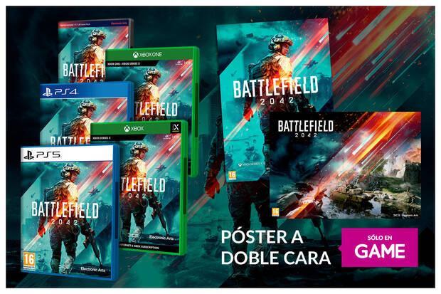 Battlefield 2042 y su p