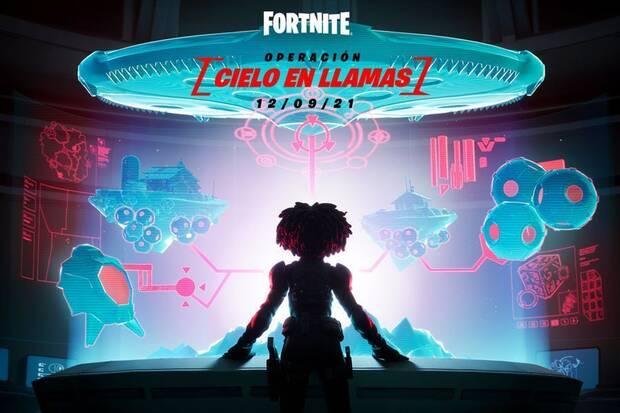 Fortnite Battle Royale - Evento final de la Temporada 7