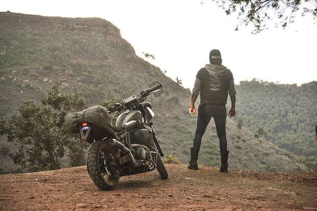Sony llevará una réplica de la moto de Days Gone a Madrid Games Week 2018 Imagen 2