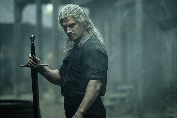 Henry Cavill, protagonista de la serie de The Witcher de Netflix.