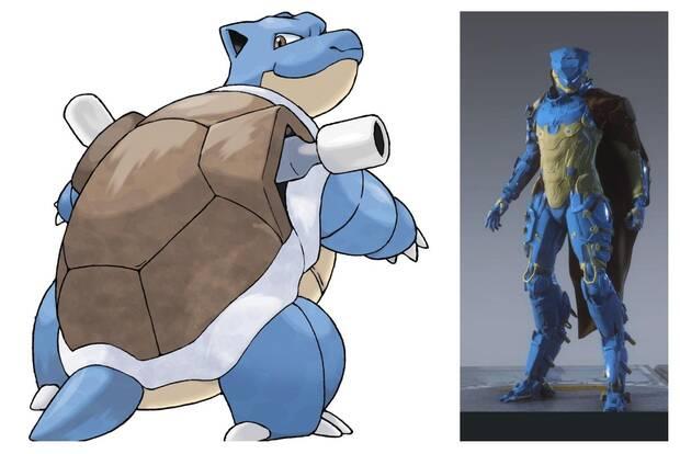 Los jugadores de Anthem comienzan a personalizar sus Alabardas como Pokémon Imagen 2