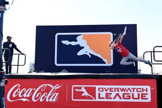 Overwatch League pierde a Coca-Cola y State Farm
