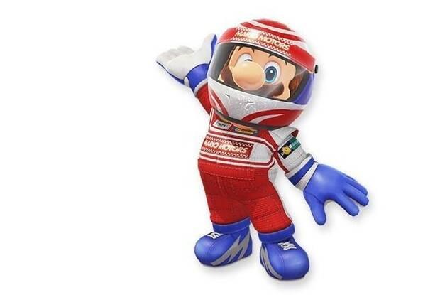 Super Mario Odyssey suma un nuevo traje hoy mismo Imagen 2