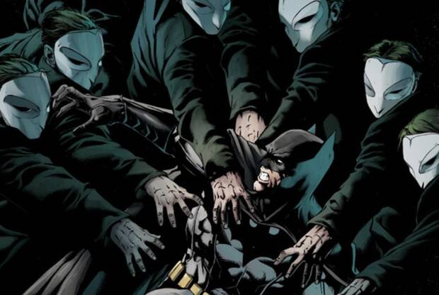 Una filtración desvela más detalles del nuevo juego de Batman Arkham Imagen 2