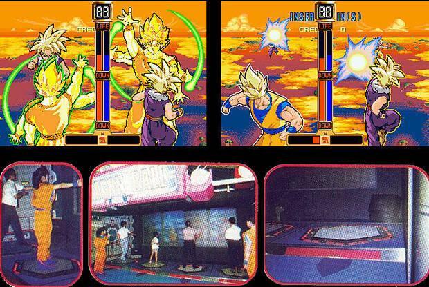 Verano de Dragon Ball: Dragon Ball Z: V.R.V.S. Imagen 2