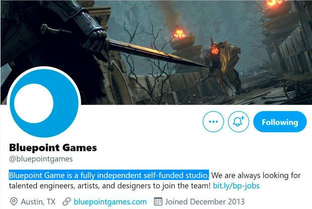 Bluepoint Games denies, for the moment, that they have been acquired by Sony