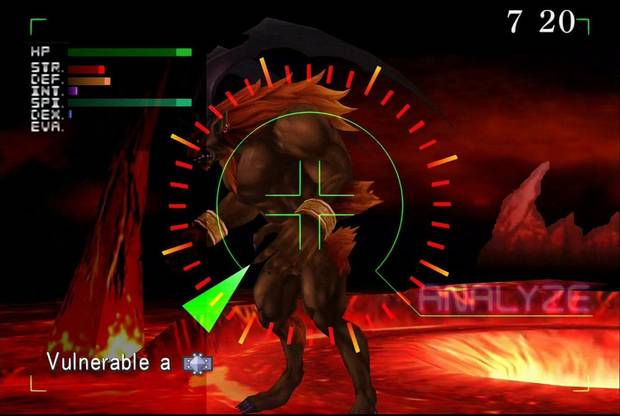 Final Fantasy VIII - Ifrit
