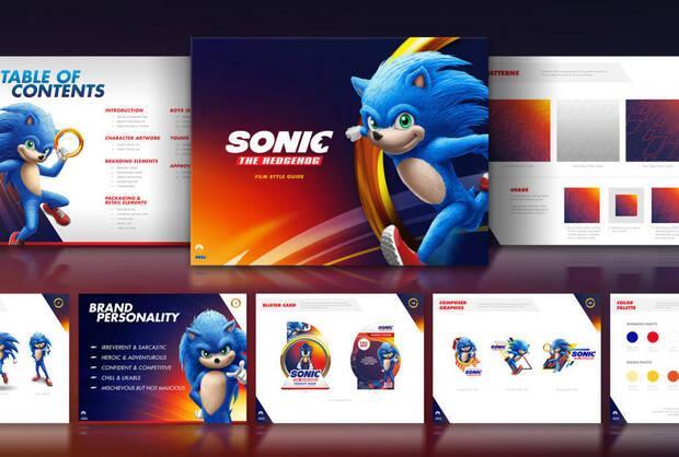 Se filtra el aspecto de Sonic the Hedgehog en su película Imagen 2