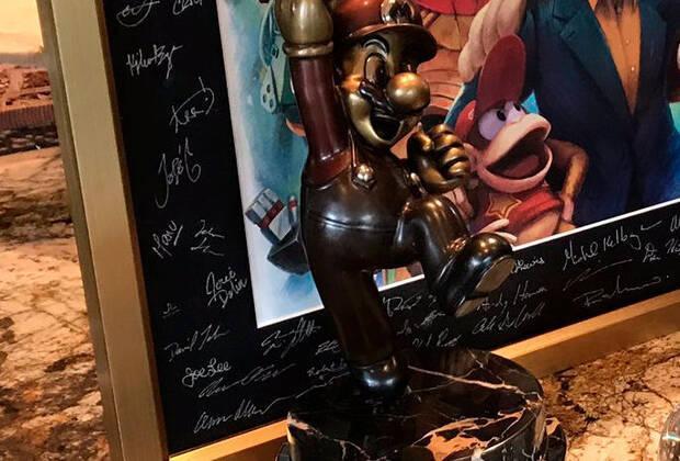 Una fotografía de Reggie Fils-Aime oculta un personaje secreto de Retro Studios Imagen 3