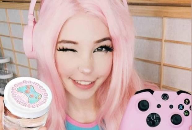 La polémica gamer y cosplayer Belle Delphine vende el agua de su bañera a 30 dólares Imagen 2