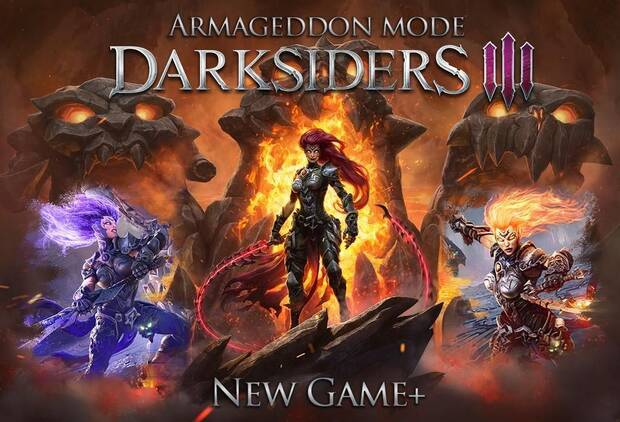 Darksiders III estrena su Nueva Partida+ y suma mayor nivel de dificultad Imagen 2