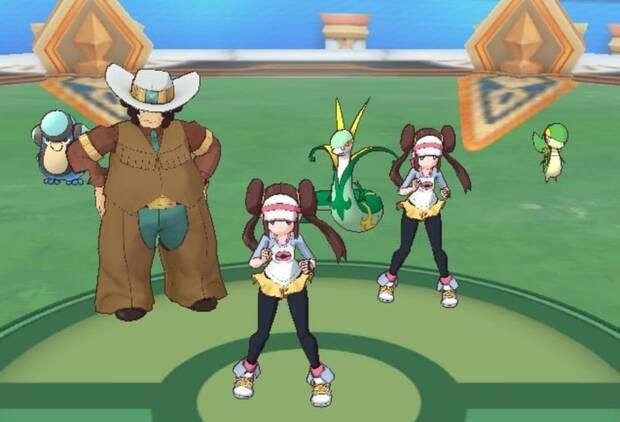 Pokémon Masters - Modo cooperativo