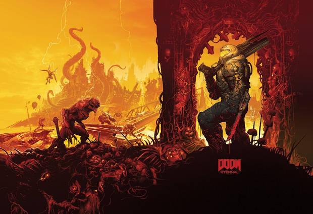 id Software quiere continuar con Doom