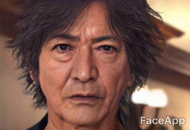 Así envejecen los personajes de videojuegos con FaceApp Imagen 18