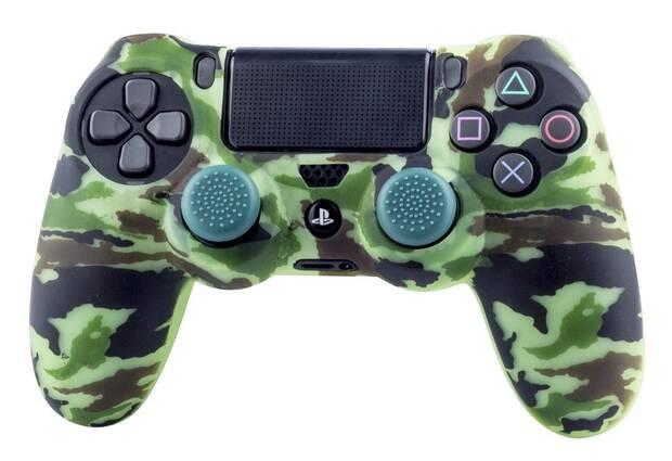 Blade presenta dos nuevas fundas de camuflaje para el mando DualShock 4 Imagen 2
