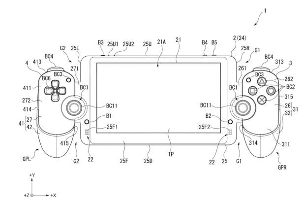 Sony patenta un nuevo tipo de cartucho para juegos Imagen 4