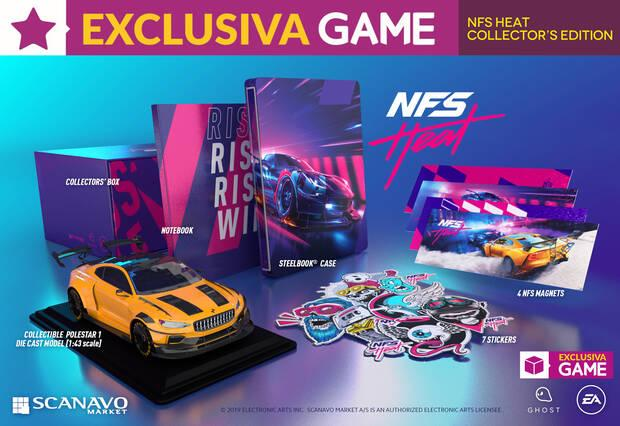 Game detalla sus incentivos por la reserva de Need for Speed Heat Imagen 3