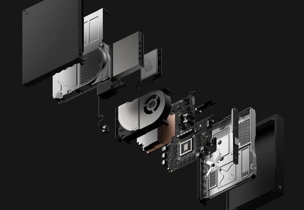 Montar un PC similar a Xbox One X costaría unos 650 euros Imagen 2