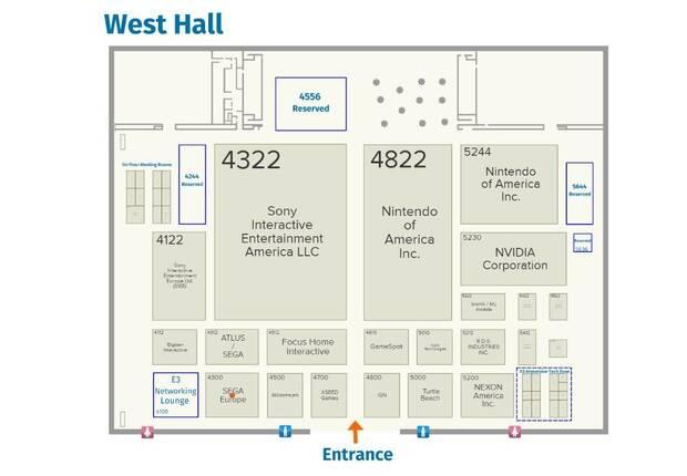 Estos son los planos finales del E3 2017 Imagen 2