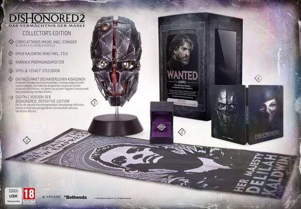 Dishonored 2 se muestra en acción por primera vez Imagen 2