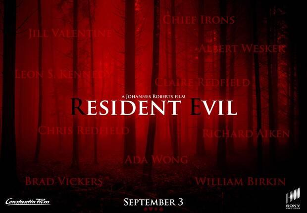 Resident Evil pel restart