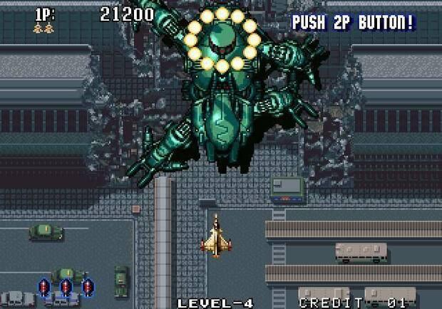 NeoGeo Aero Fighters 2 Imagen 1