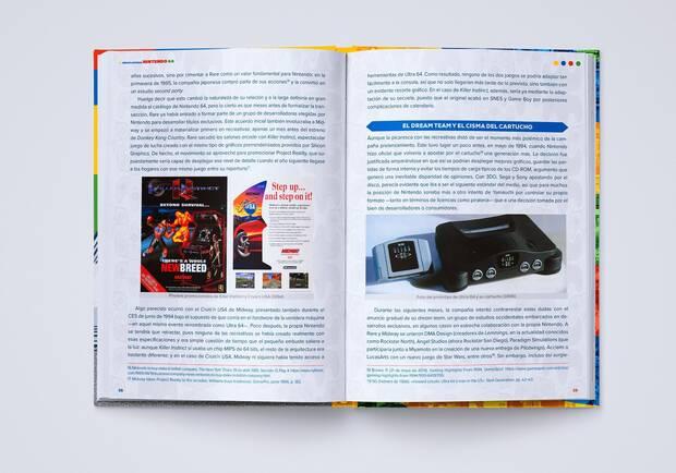 La Enciclopedia Nintendo 64 H