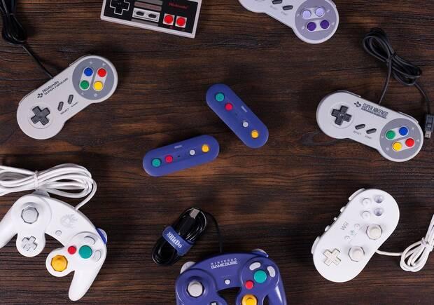 Anunciado un accesorio para hacer inalámbricos los mandos de GameCube en Switch Imagen 2