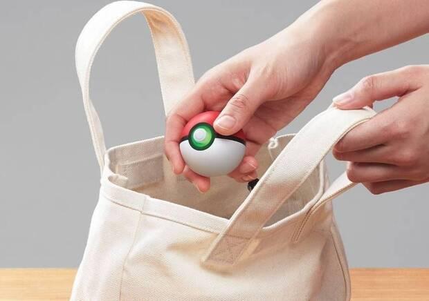 Así es la Poké Ball Plus, compatible con Pokémon para Switch y GO Imagen 3