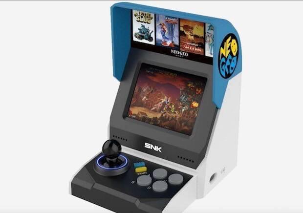 Se filtran supuestos detalles de Neo Geo Mini y su catálogo Imagen 2