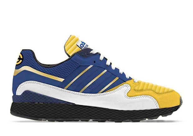 entrega taller chasquido  Así será la colección completa de zapatillas Adidas Dragon Ball Z  Collection - Vandal