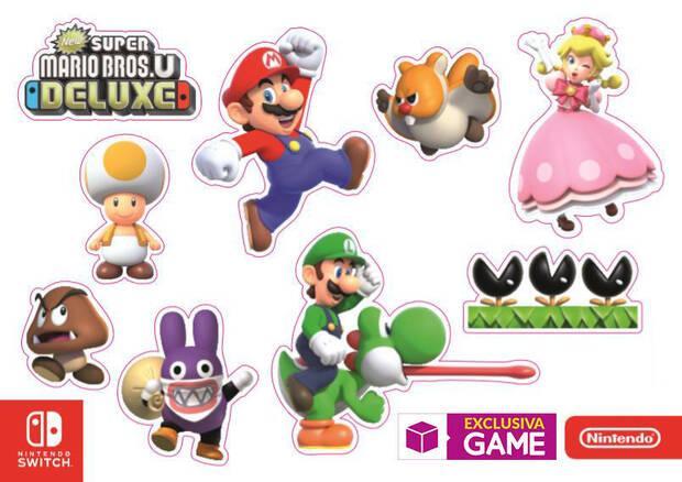 GAME detalla sus incentivos por comprar New Super Mario Bros. U Deluxe Imagen 2