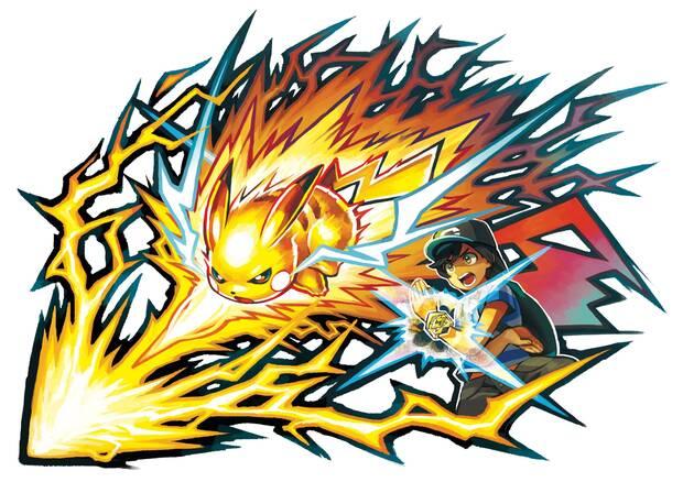 Pokémon Sol / Luna Imagen 1
