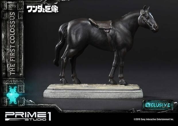 Así es la espectacular figura de 800 dólares del primer coloso de Shadow of the Colossus Imagen 8