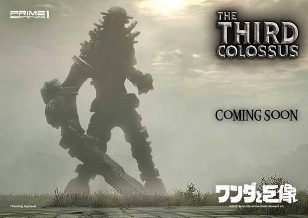 Así es la espectacular figura de 800 dólares del primer coloso de Shadow of the Colossus Imagen 9